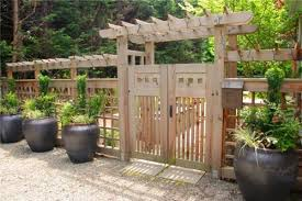Small Picture Garden Gate Ideas Wrought Iron Wooden Vinyl Landscaping Network