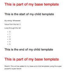number 3 template primer on jinja templating real python
