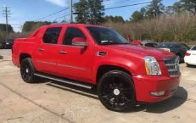 Used Cadillac Escalade EXTs for Sale | TrueCar