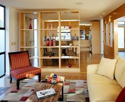 Wooden Cabinet Designs For Living Room Interesting Design Kitchen Dining Living Room With Gloss Table Bar