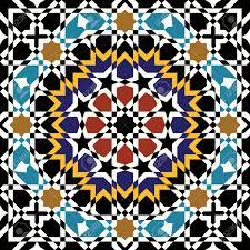 Moroccan Design Pattern