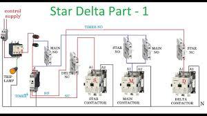 star delta starter motor control with circuit diagram in hindi Single Phase Dol Starter Wiring Diagram star delta starter motor control with circuit diagram in hindi part 1 single phase dol starter wiring diagram pdf