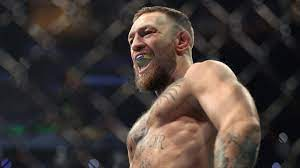 Conor McGregor says he had stress ...