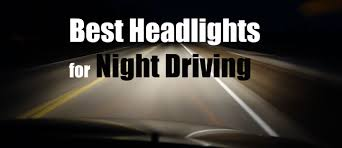 car driving at night headlights. Brilliant Driving Best Headlights For Night Driving Hero On Car Driving At Night Headlights