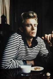 the black white striped shirt an inspo album femalefashionadvice dean in the 1955 film rebel out a cause