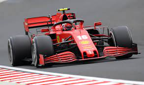 Formula 1's first and last unofficial starter. Update From Ferrari On The Theatrical Release Of Their F1 2020 Car Digital Sport
