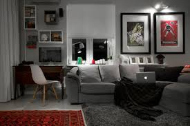 Bachelor Pad Design pact bachelor pad captures all the right details in an eclectic 2752 by xevi.us