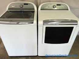 High Efficiency Washers And Dryers Large Images For Whirlpool Cabrio Platinum Washer Dryer Set High