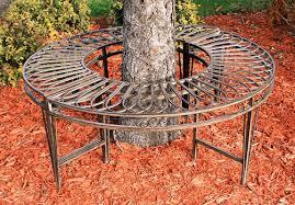 tree seats garden furniture. Fine Seats Design Toscano Gothic Garden Division Steel Circular Tree Seat With Regard  To Tree Seats Garden Furniture In Seats Furniture