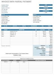 12 Free Payment Templates Smartsheet