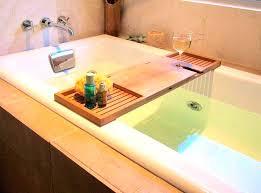 bathtub caddy ikea large size of wooden bath bath tub tray homemade bathtub shelf image lovable