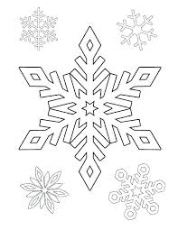 Snow Flake Coloring Snowflake Coloring Pictures Snowflake Coloring