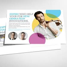 template for advertisement best business postcard psd template ad advert advertisement png