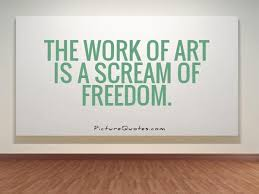 Art Quotes | Art Sayings | Art Picture Quotes via Relatably.com