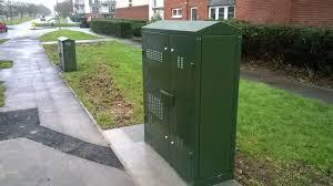 Fibre Optic Cabinet Checker Pcp102 Superfast Fibre Broadband For Everest Park For