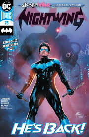 """Nightwing Issue 75 Review: """"Who is Dick Grayson?"""" - The Geekiary"""