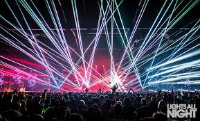 Edm Fest Lights All Night Returns To Dallas New Years Eve