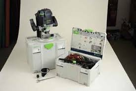 festool router. this festool router comes with a whole host of accessories (photographs by gmc/anthony