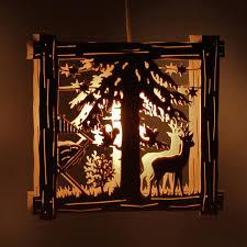 Fensterbeleuchtung Weihnachtsdeko