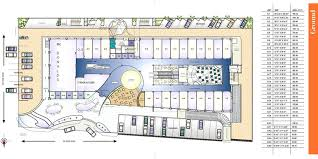 mall floor plan design