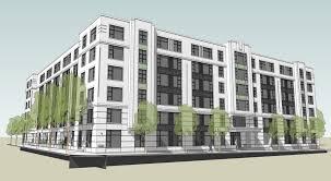 modern residential building plans for multi dwelling house designs multi family