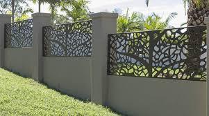 decorative metal fence panels. Plain Decorative Inside Decorative Metal Fence Panels O