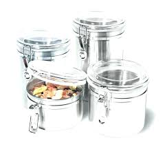 ceramic kitchen canisters canister sets target mason jar farmhouse large size of glass white can light kitchenaid