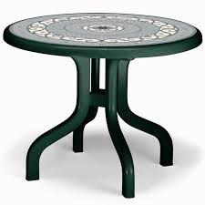 small plastic patio tables
