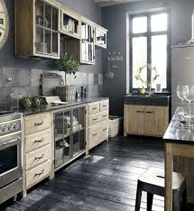 Get Inspired Vintage Kitchen Design With Industrial Touches Home