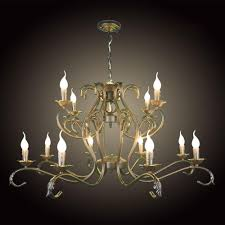luxury rustic wrought iron chandelier e14 candle black vintage antique home chandeliers for livingroom pendant chandelier shabby chic chandelier from