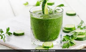 detox juice how to make cuber kiwi