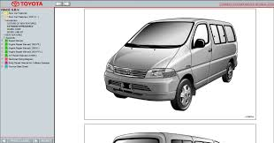 Toyota Hiace SBV 1999-2005 Service Repair Workshop Manual | manuals4u