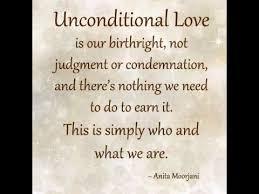 UNCONDITIONAL LOVE Quote Livingoutmypurpose Unique Unconditional Love Uote