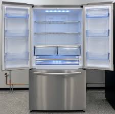 review hisense rf20n6ase counter depth refrigerator reviewed samsung 28cuft 3 door french refrigerator with coolselect pantry refrigerators co