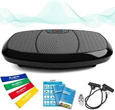 Bluefin <b>Fitness</b> Dual-Motor 3D <b>Vibration Plate</b>   Extra large non-slip ...