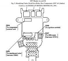 97 accord speedometer park sticking key in keyslot by gear shifter 97 Accord Fuse Box Diagram check the fuse and if fuse is ok, test for battery voltage with ignition switch turned on 97 honda accord fuse box diagram