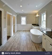 Master Toilet Design Modern Master Bathroom Design With Freestanding Bathtub
