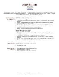 Executive Resume Template Harvard Mba Resume Template 13 Luxury