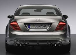 Mercedes CL65 AMG: 612Hp V12 biturbo coupe to debut in New York