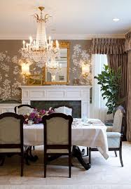 Small Picture 27 Splendid Wallpaper Decorating Ideas for the Dining Room