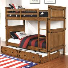 bunk bed over desk lofted couch storage area underneath trundle combo