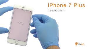 Iphone 7 Plus Teardown And Reassemble Guide Fixez Com