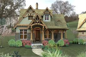 cottage style house plans with front porch tiny romantic plan one floor english cottage house