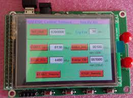 new adf4351 dds rf signal generator 35m 4 4g tft lcd
