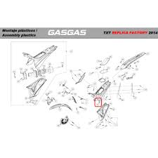 gas gas air box greenlandmx off road online shop enduro gas gas txt replica 2014 seat structure