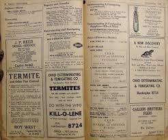 1947 Phone Book Logan Wv History And Nostalgia