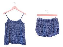 Pajama Patterns Classy New Pattern 48 Lakeside Pajamas Grainline Studio