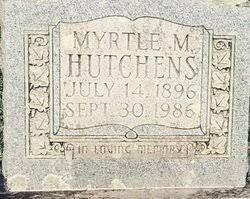 Myrtle McCoy Hutchens (1896-1986) - Find A Grave Memorial