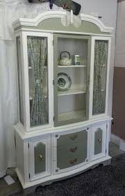 A perfectly repurposed China Cabinet. Take out the mirror back and ...