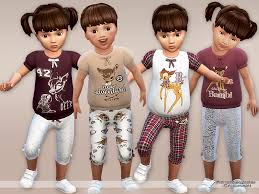children and toddler clothing sets